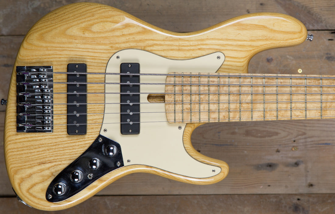 Sei Bass Jazz VI - The Bass Gallery