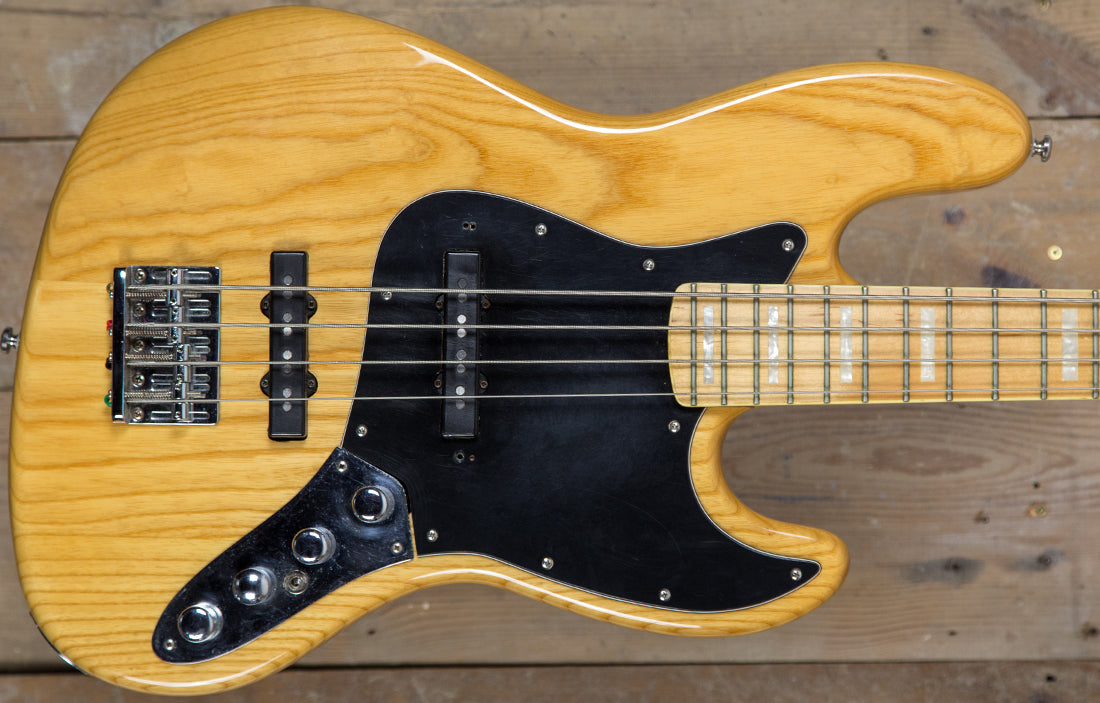 KSD Basses Proto J - The Bass Gallery
