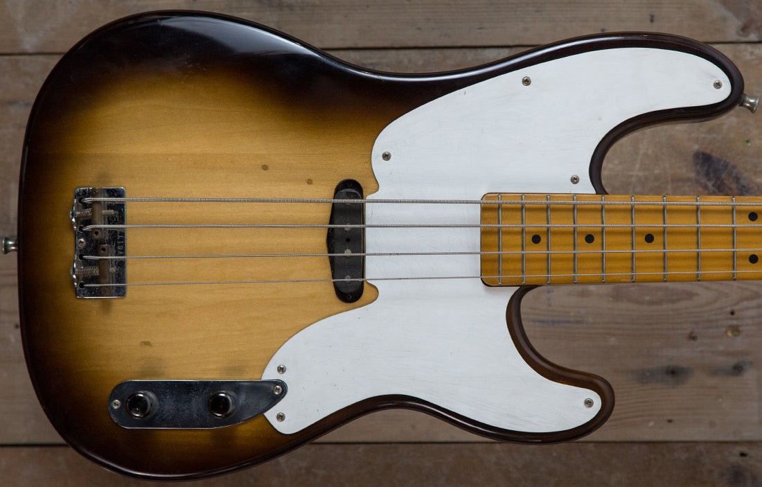 Fender JV Precision - The Bass Gallery