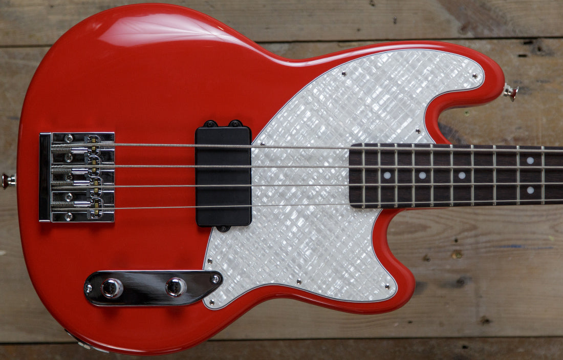 Wilcock Short Scale - The Bass Gallery