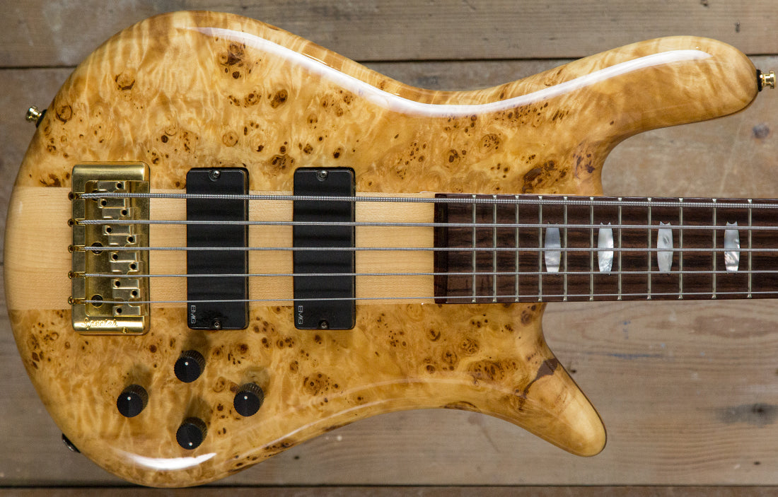 Spector Euro5 LX - The Bass Gallery