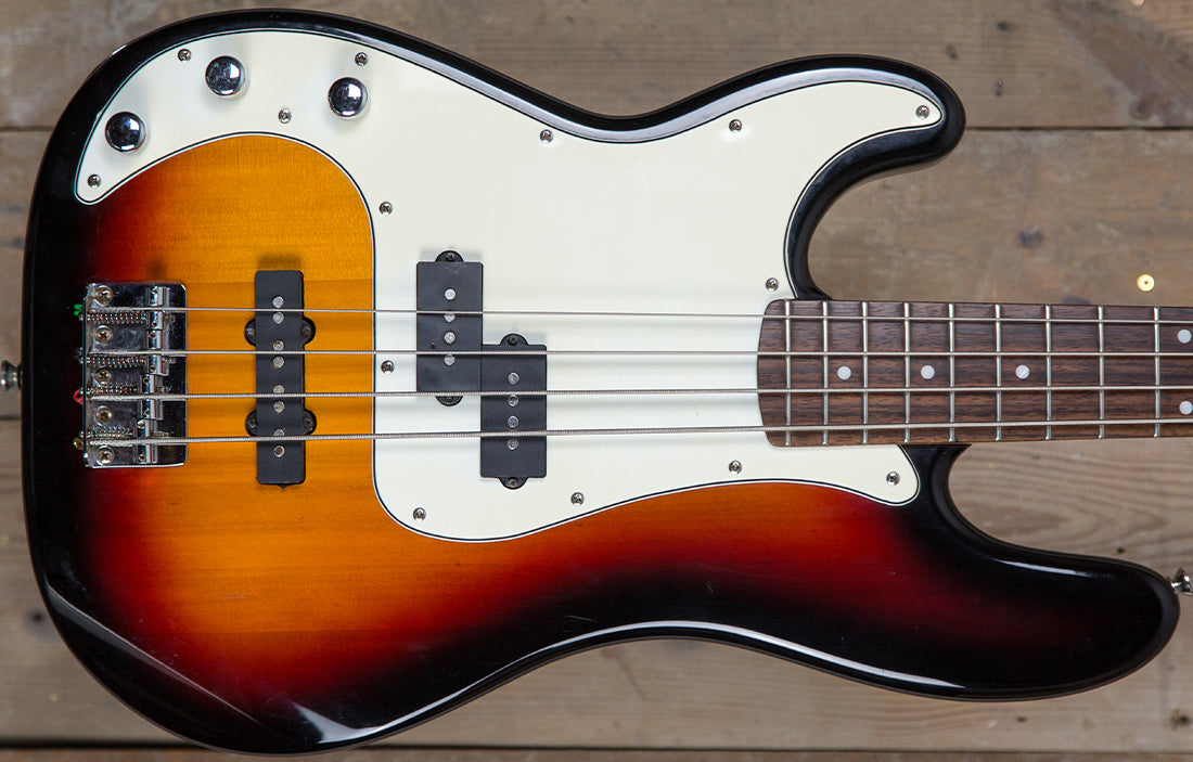 Squier Standard PJ L/H - The Bass Gallery