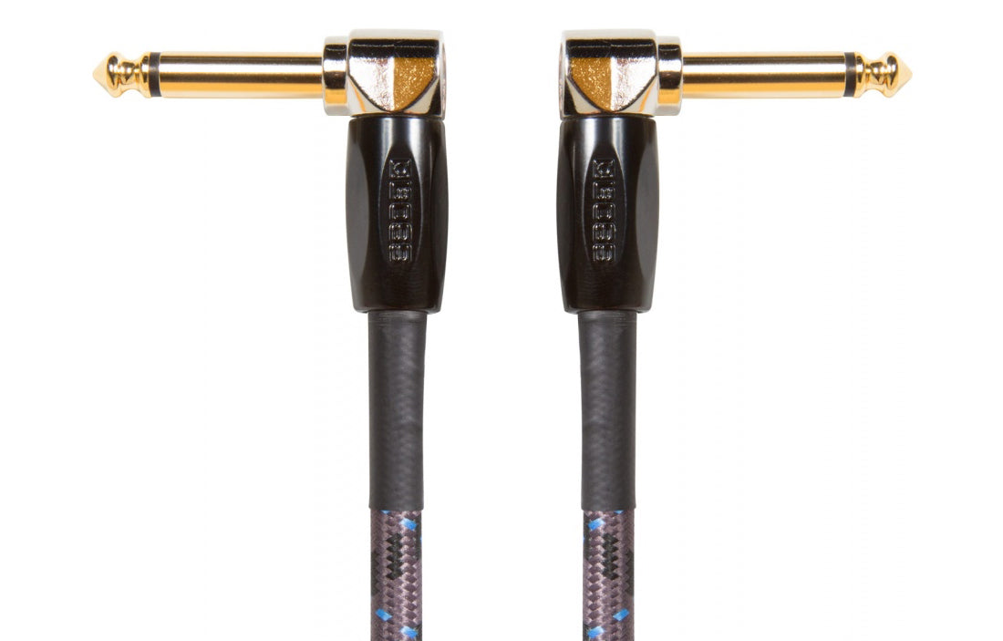Boss BIC Patch Cable (Angled to Angled) - The Bass Gallery