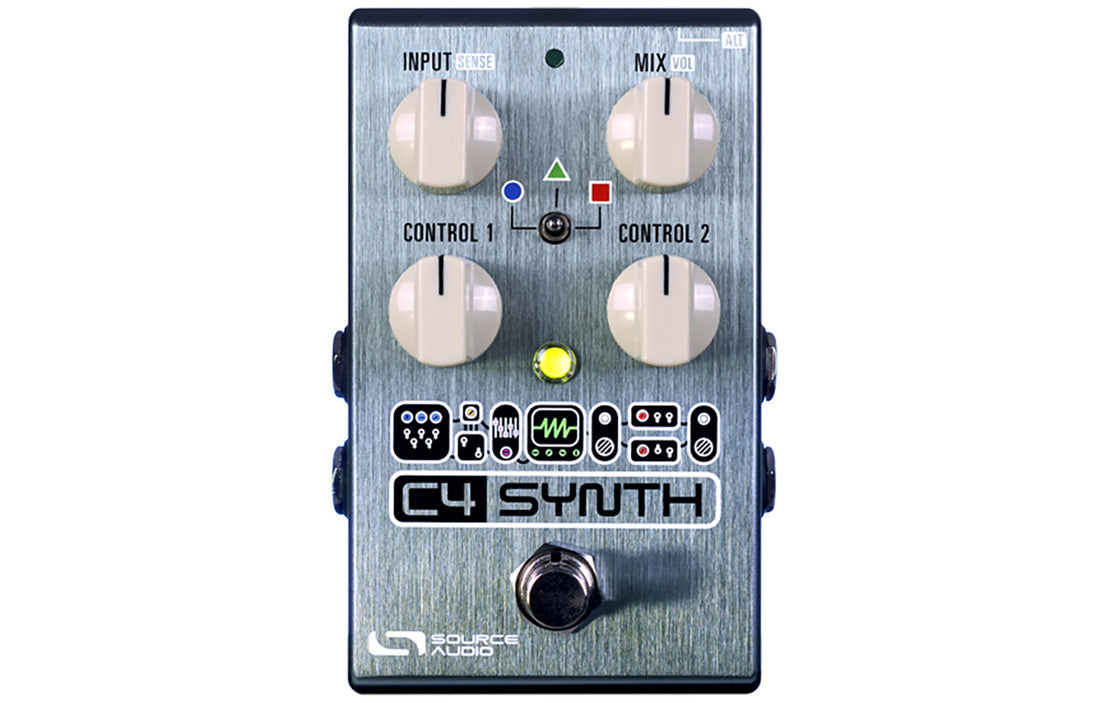 Source Audio One Series C4 Synth Pedal