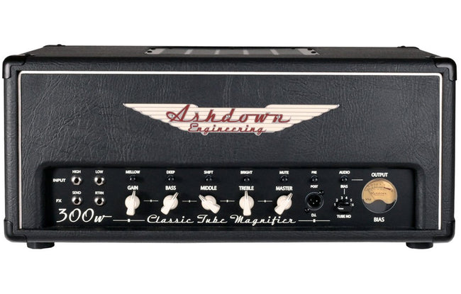 Ashdown CTM-300 Head - The Bass Gallery