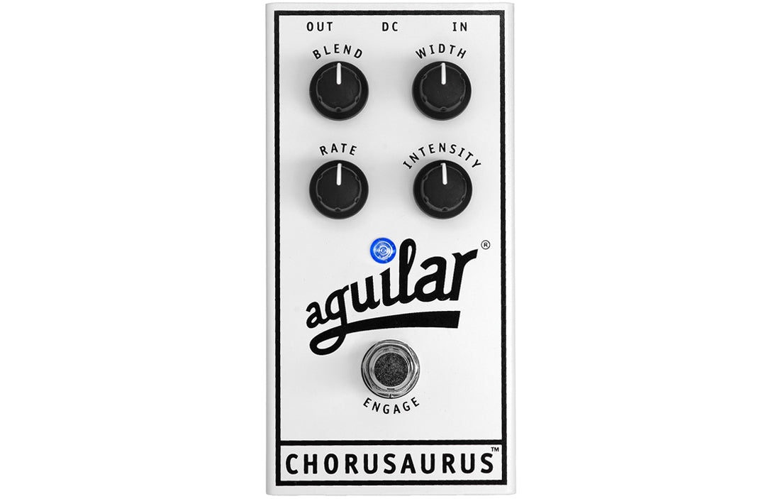 Aguilar Chorusaurus - The Bass Gallery