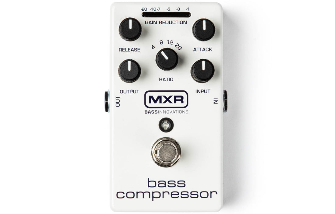 MXR Bass Compressor M87 - The Bass Gallery