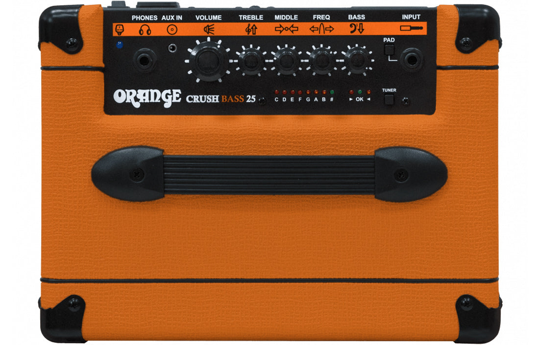 Orange Crush Pix CR50BXT - The Bass Gallery