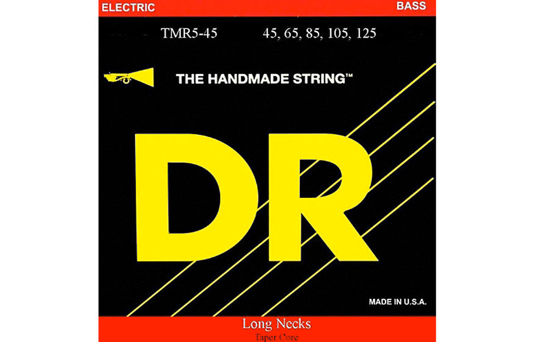 DR Long Necks 5 String - The Bass Gallery
