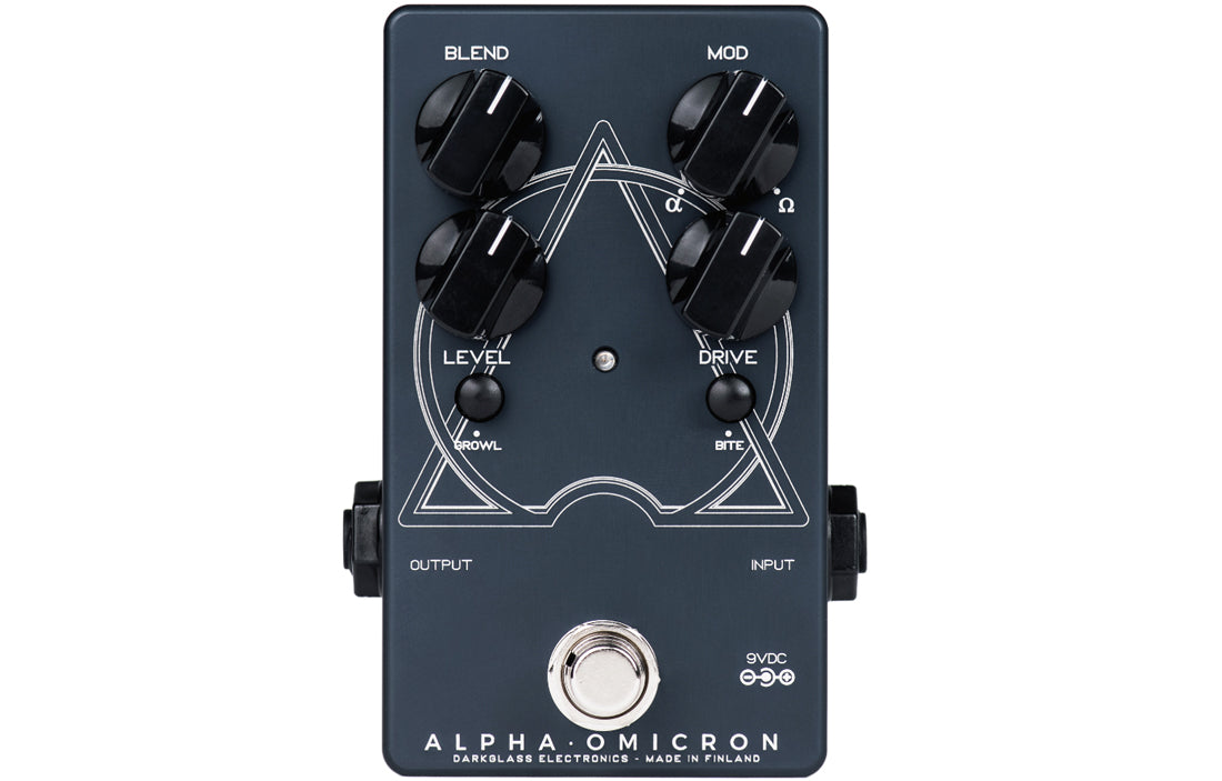 Darkglass Electronics Alpha Omicron - The Bass Gallery