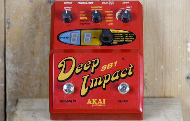 Akai Deep Impact - The Bass Gallery