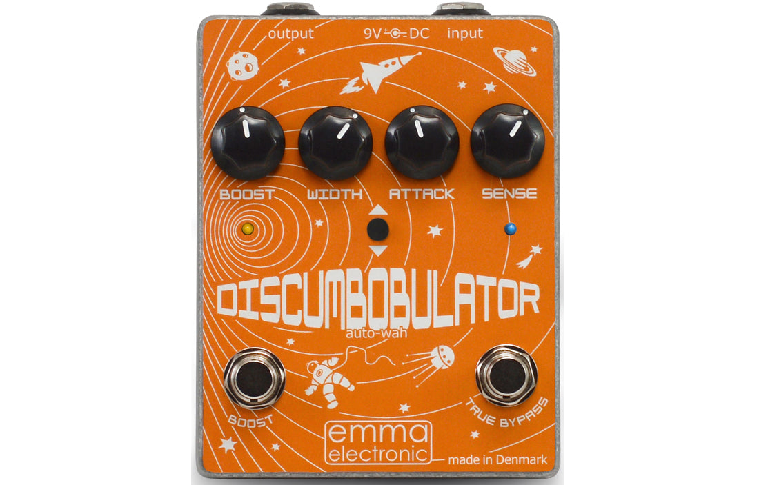 Emma Electronic DiscumBOBulator - The Bass Gallery