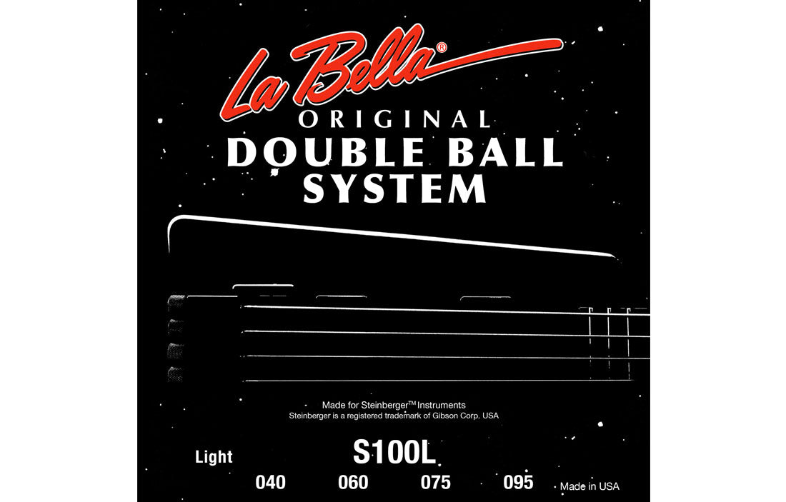 LaBella Double Ball System - The Bass Gallery