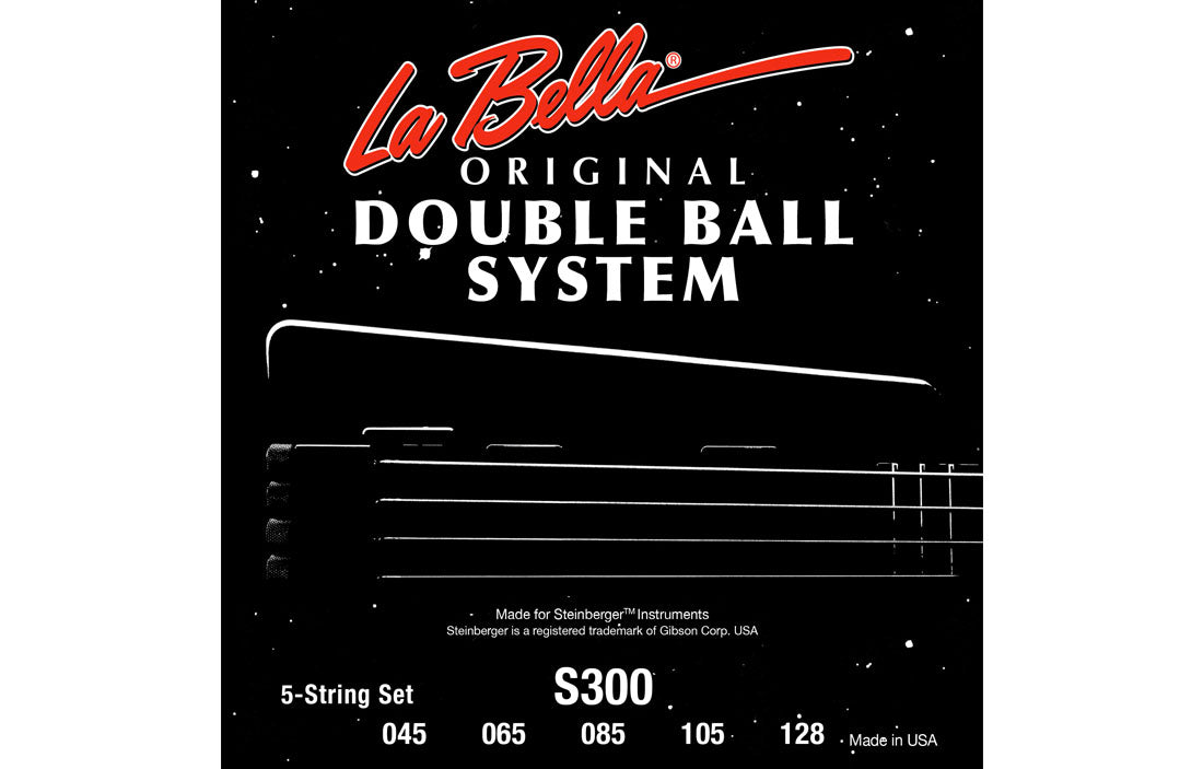 LaBella Double Ball System 5 String - The Bass Gallery