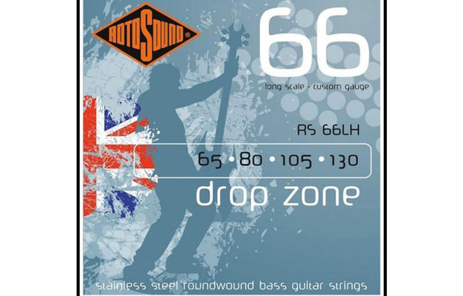 Rotosound Drop Zone - The Bass Gallery