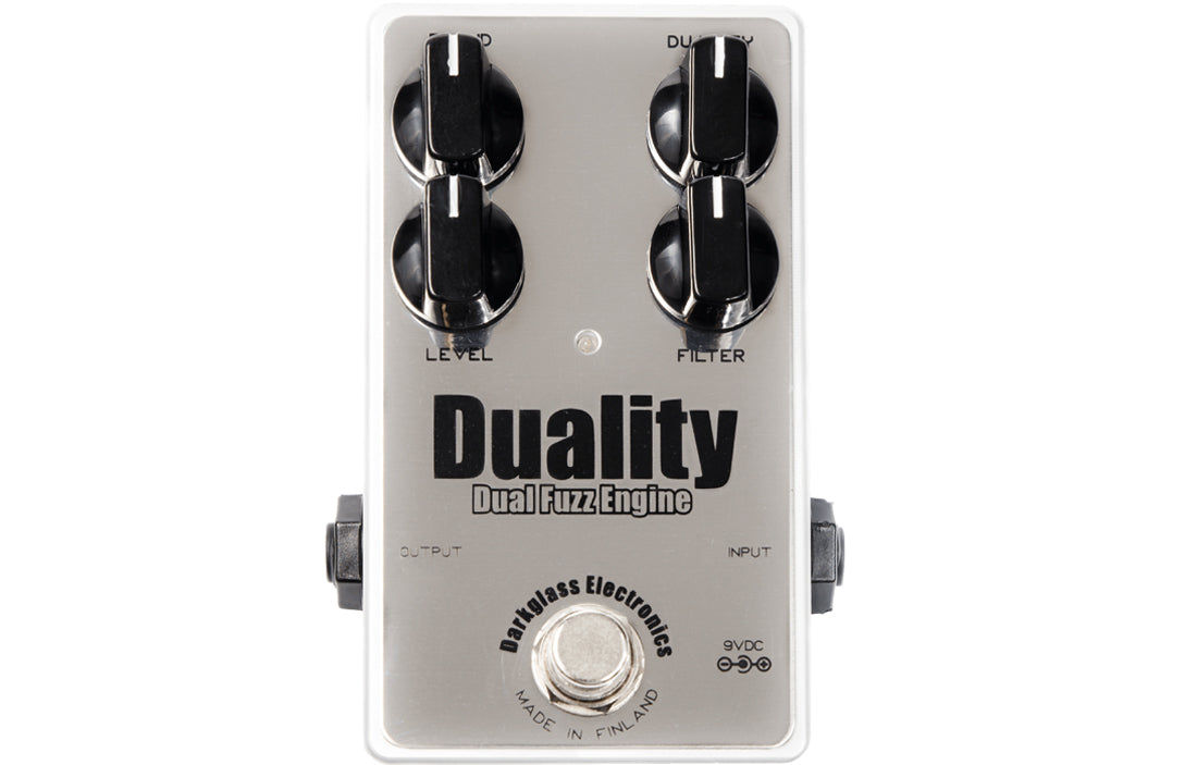 Darkglass Electronics Duality Fuzz - The Bass Gallery