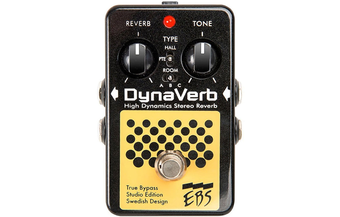 EBS DynaVerb Studio Edition - The Bass Gallery