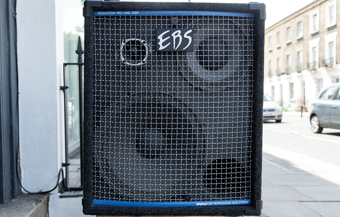 EBS Proline 311 (EX-DEMO) - The Bass Gallery