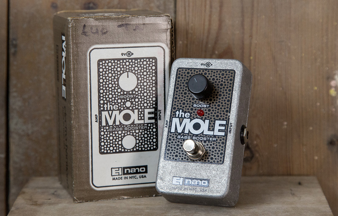 Electro Harmonix Mole - The Bass Gallery