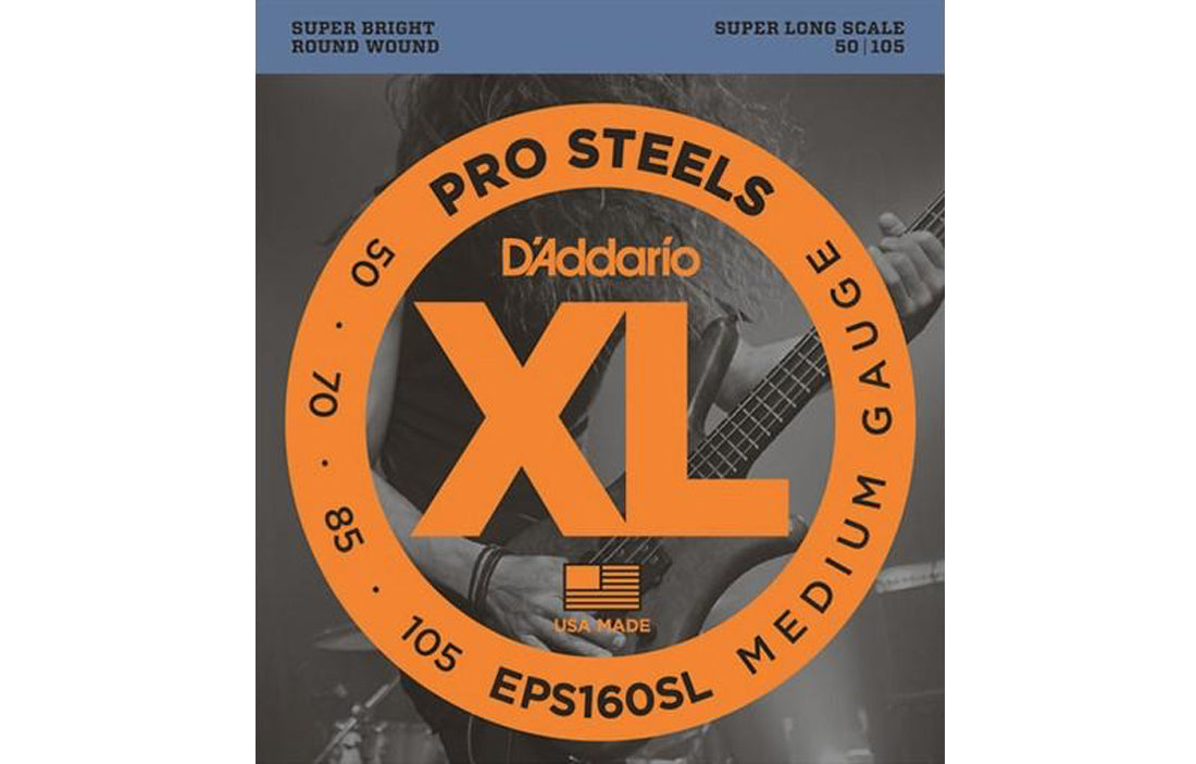 D'Addario EPS160SL - The Bass Gallery