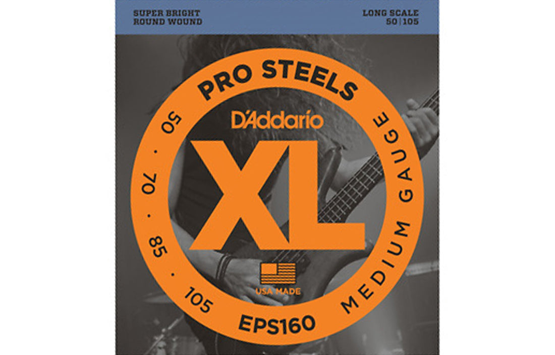 D'Addario EPS160 - The Bass Gallery