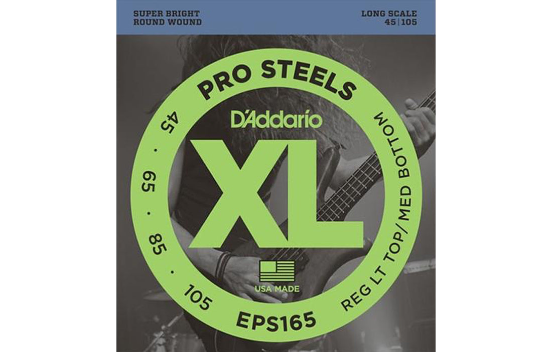 D'Addario EPS165 - The Bass Gallery