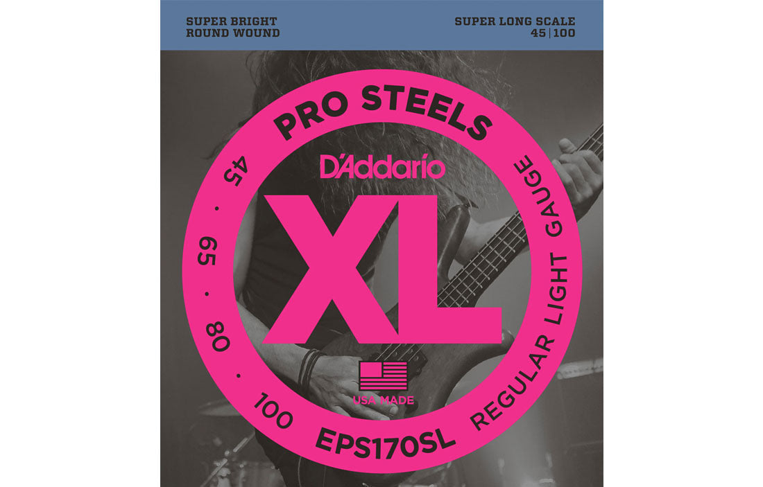 D'addario EPS170SL - The Bass Gallery