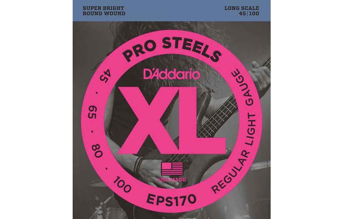 D'Addario EPS170 - The Bass Gallery