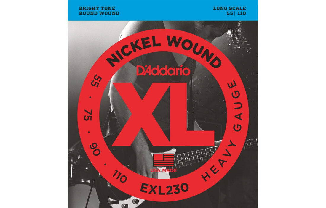 D'addario EXL230 - The Bass Gallery