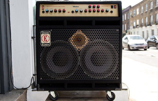 Eden Metro Combo DC 210 XLT - The Bass Gallery