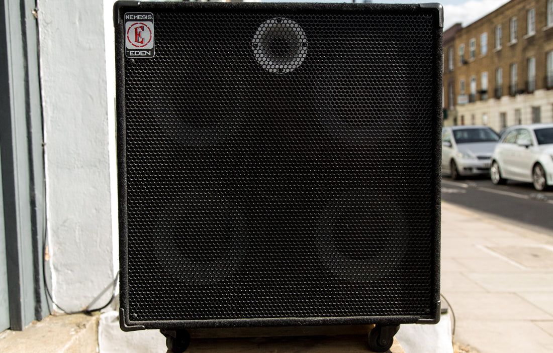 Eden Nemesis NSP410E - The Bass Gallery