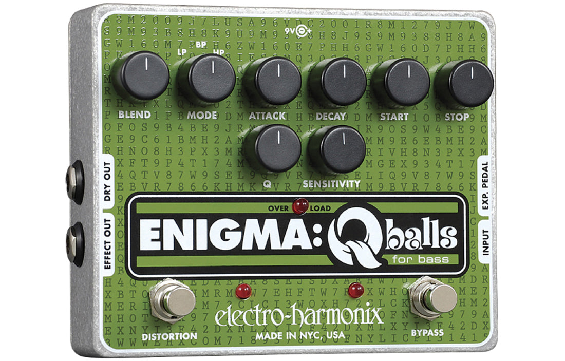 Electro Harmonix Enigma - The Bass Gallery