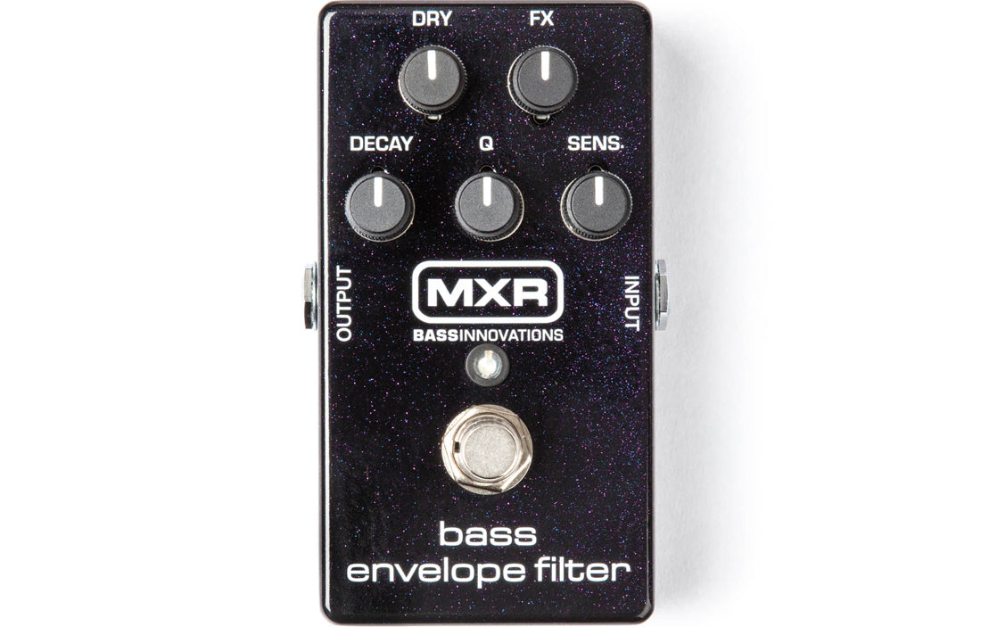 MXR Bass Envelope Filter M82 - The Bass Gallery