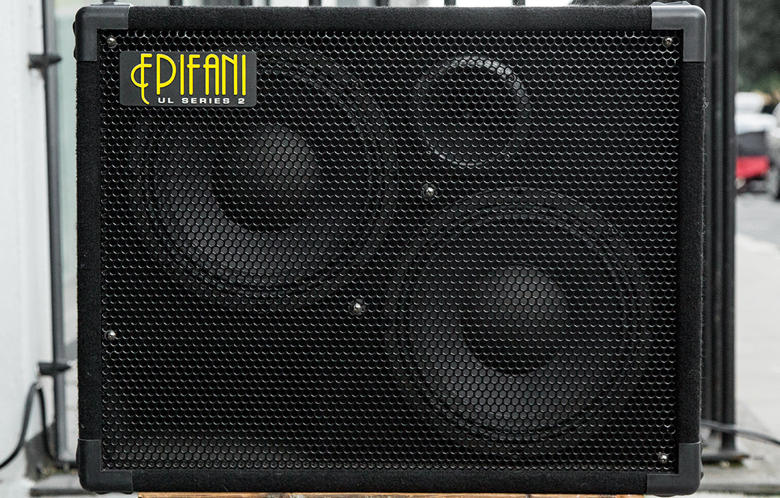 Epifani UL210 - The Bass Gallery