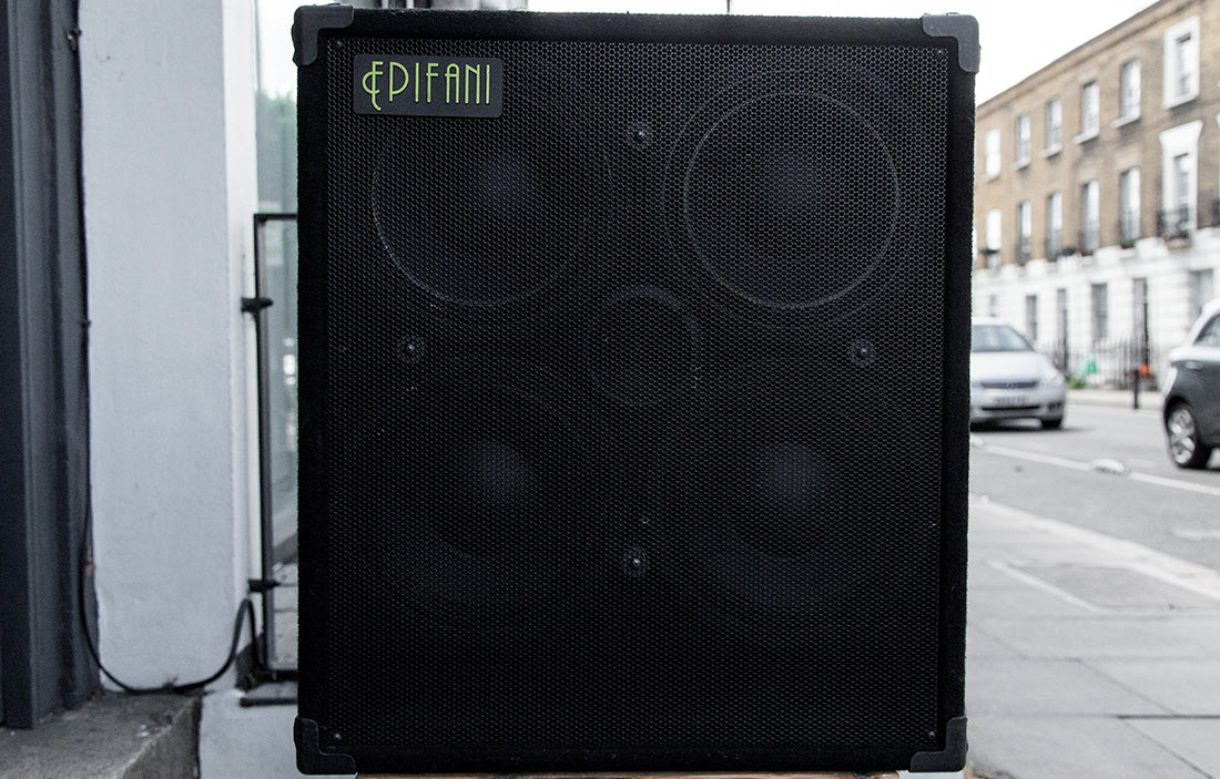 Epifani T410 UL - The Bass Gallery