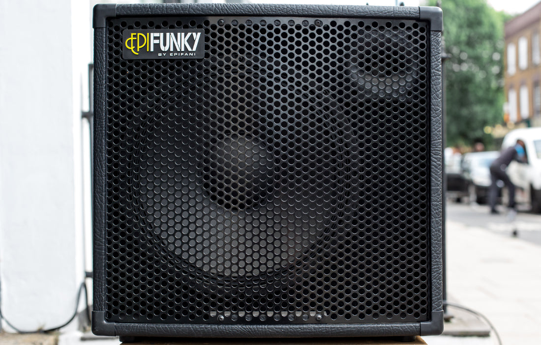 Epifani Epifunky 115C (EX-DEMO) - The Bass Gallery