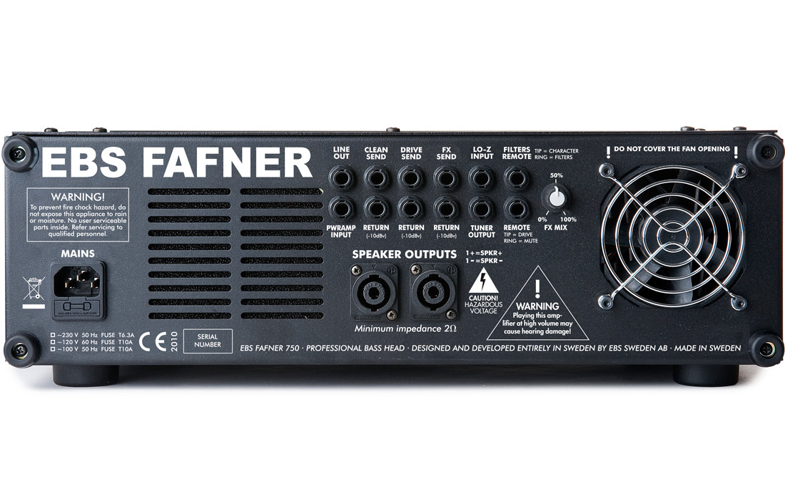 EBS Fafner II - The Bass Gallery
