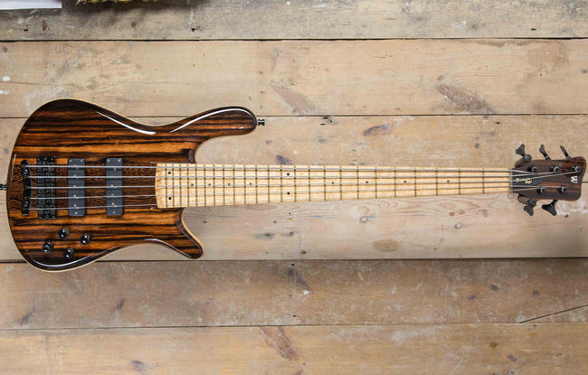 Warwick Custom Shop Stream Stage 1 - The Bass Gallery