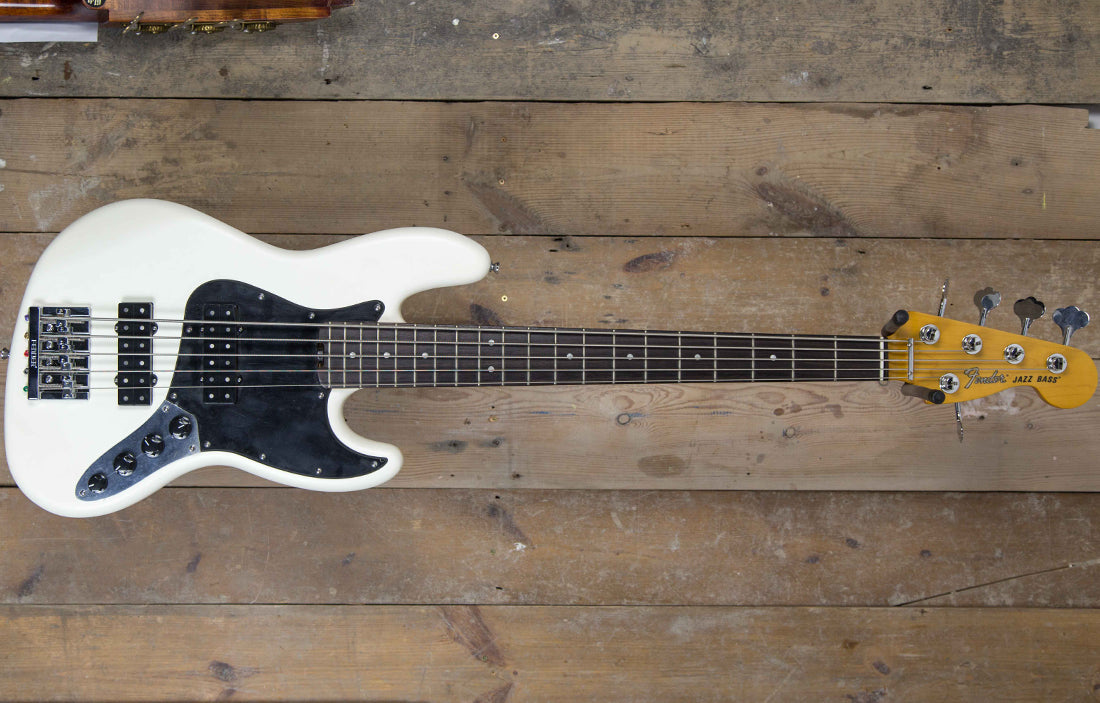 Fender Modern Player Jazz V - The Bass Gallery