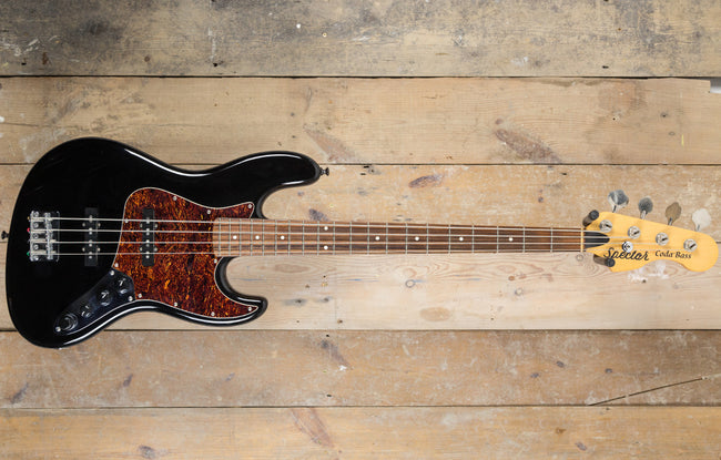 Spector Coda - The Bass Gallery