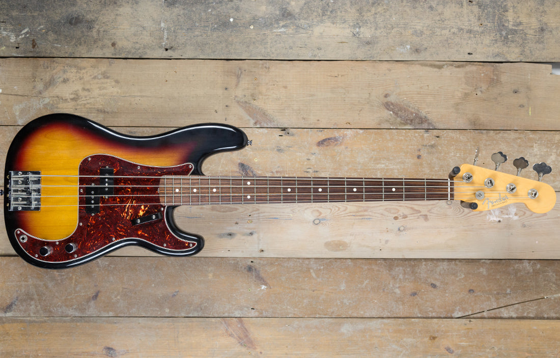 Fender American Vintage '62 Precision - The Bass Gallery