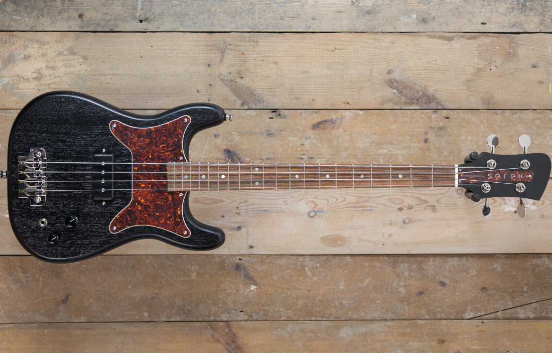 Serek Basses Midwestern - The Bass Gallery