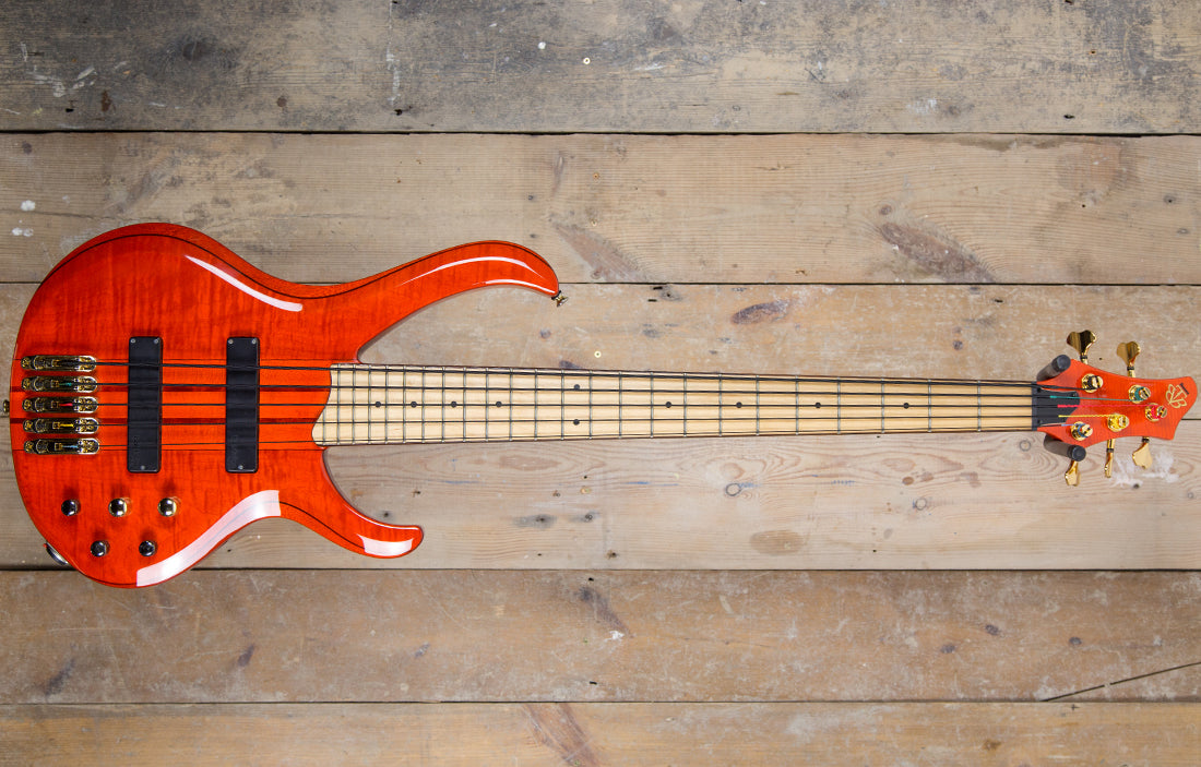 Ibanez BTB-575 MFM - The Bass Gallery