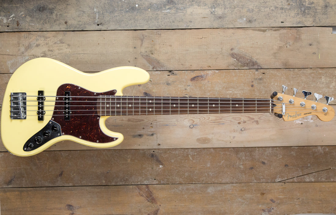 Fender Jazz Deluxe V - The Bass Gallery