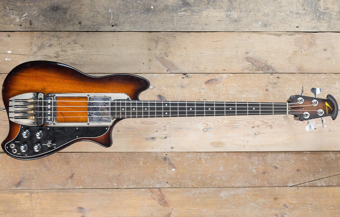 Ovation Magnum - The Bass Gallery
