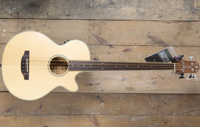 Crafter BA400 EQ FL - The Bass Gallery
