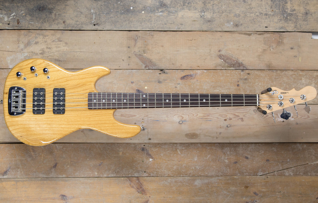 G&L Tribute L-2000 Left Handed - The Bass Gallery