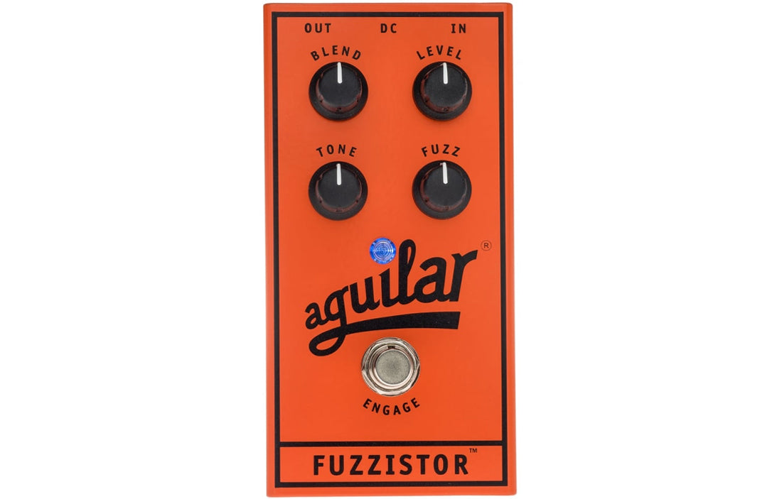Aguilar Fuzzistor - The Bass Gallery