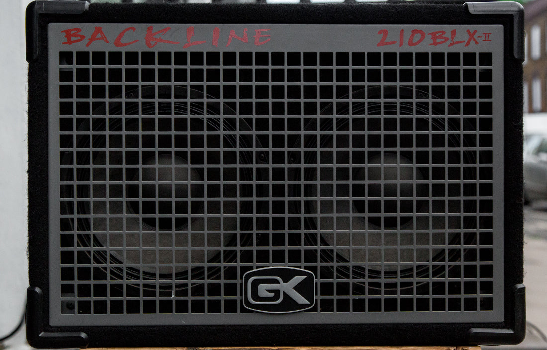 Gallien Krueger Backline 210BLX-II (EX-DEMO) - The Bass Gallery