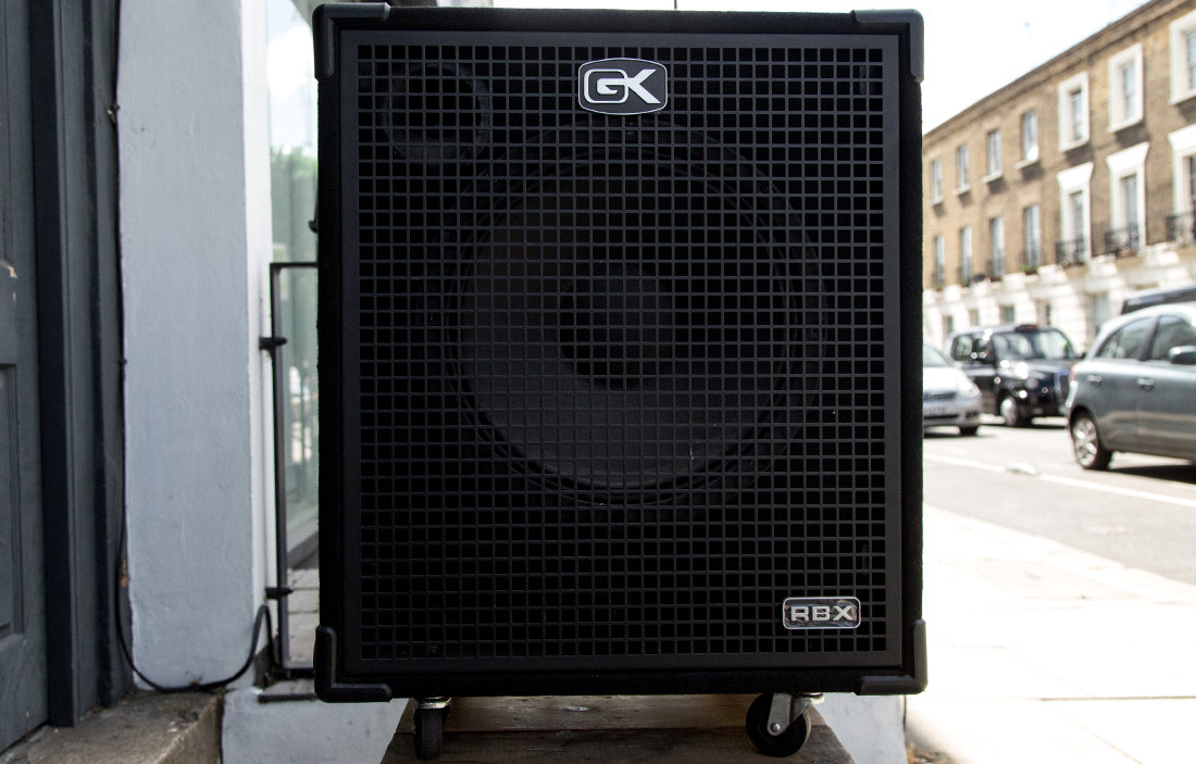 Gallien Krueger 115RBX-II (EX-DEMO) - The Bass Gallery